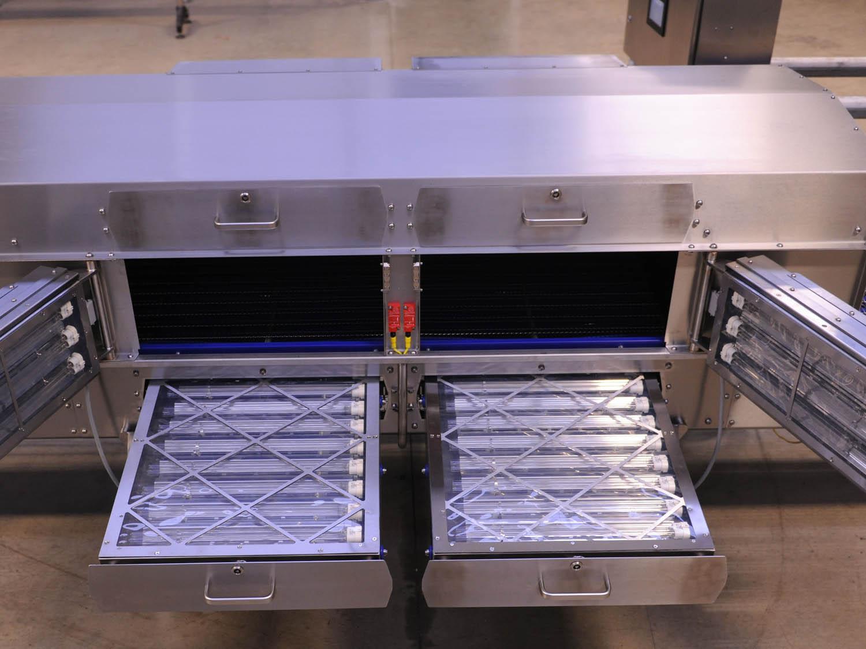 Uv Technology Amp Decontamination Asmech Systems