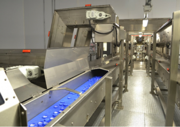 Cap Conveyor Project for Super Dairy Case Study