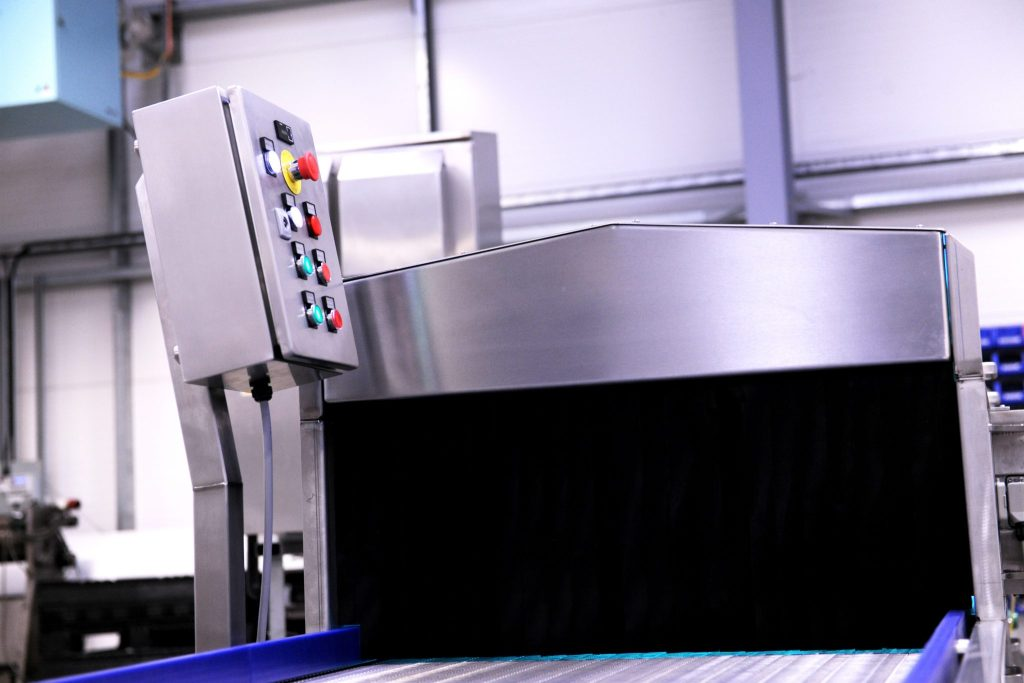 Uv Decontamination Tunnel Conveyor Solutions By Asmech
