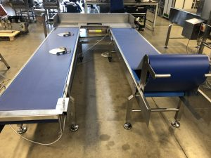 Cheese Conveyor for Dairy Leader