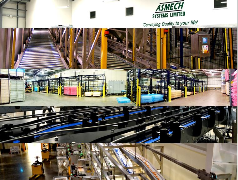 Conveyor Service steps