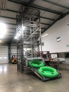Raft Ride System