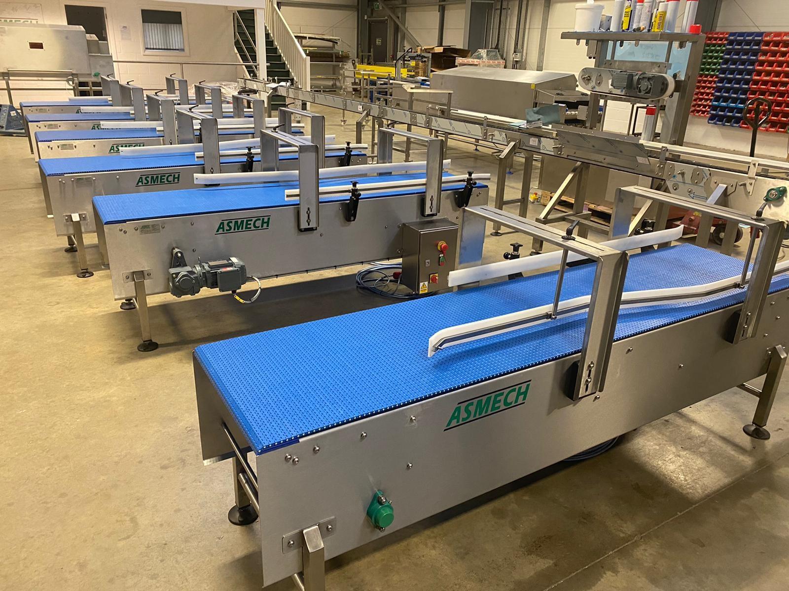 Labeller Conveyors